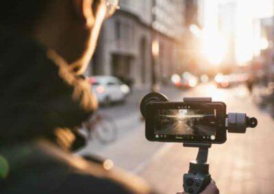Techniques de pro pour filmer avec son smartphone